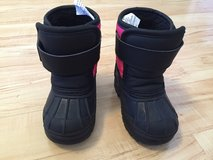 Baby girl winter boots size 5 in Alamogordo, New Mexico