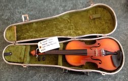 1/4 Suzuki Violin (made in Nagoya, Japan) in Naperville, Illinois