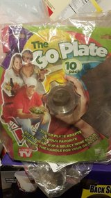 The go plate in Shorewood, Illinois