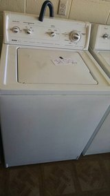 kenmore heavy duty super capacity plus WASHER in Fort Rucker, Alabama