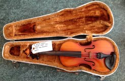 1/2 Suzuki Violin (made in Nagoya, Japan) in Chicago, Illinois