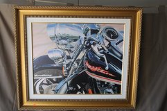 Harley Davidson Road King Print in Alamogordo, New Mexico
