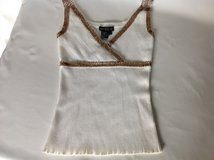 Rib Knit Top Gold Accent in Lockport, Illinois