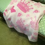 Princess blanket in Fort Bliss, Texas