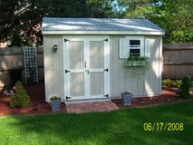 12 x 8 x 8 Garden shed in Algonquin, Illinois
