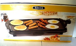 (New in Box) Extra Large Griddle in Fort Bliss, Texas