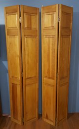 Oak Closet Doors in Algonquin, Illinois