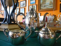 Vintage Tea Service in Cherry Point, North Carolina