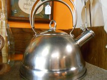 Stainless Steel Kettle in Cherry Point, North Carolina