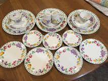 Farberware Orchard(now 19pc!)China Set in Fort Campbell, Kentucky