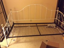 White Day Bed Frame in Naperville, Illinois