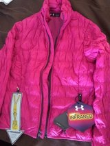 Under Armour Jacket, Youth Medium, New With Tags (Never Worn) in Glendale Heights, Illinois
