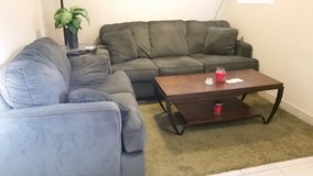 Couch and love seat in Glendale Heights, Illinois