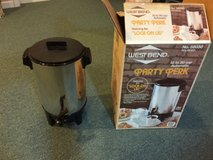 West Bend Coffee Maker in Glendale Heights, Illinois