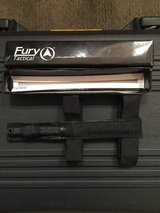 Fury Tactical 3 angle Non-Metal Boot knife in Fort Polk, Louisiana