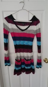 Very pretty long sweater, hardly used! in Fort Lewis, Washington