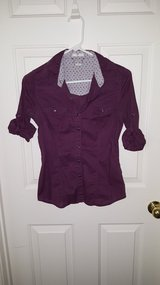Semi-professional button up shirt in Fort Lewis, Washington