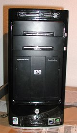 Computer HP Pavillion Media Center m8530f PC in Ramstein, Germany