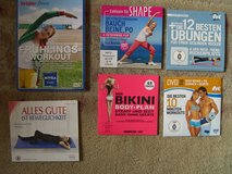 fitness & health - DVDs book tapes in Ramstein, Germany
