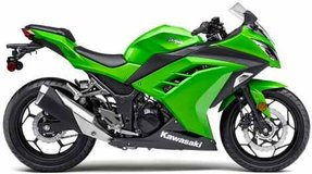 Brand New 2015 Kawasaki Ninja 300 Awesome Financing Options in Fort Benning, Georgia