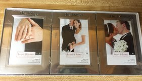 Wedding photo frame in Fort Campbell, Kentucky