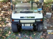 Golf Cart Brush Guards For Club Car DS in Beaufort, South Carolina