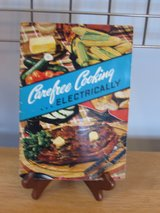 "Vintage Booklet ""Carefree Cooking Electrically"" 1950 in Sandwich, Illinois"