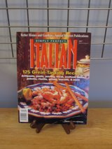 Italian Cooking Magazine~Better Homes and Gardens~1997 in Batavia, Illinois