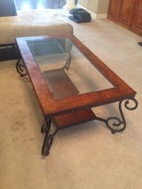 Coffee Table with 2 end tables in Fort Rucker, Alabama