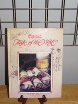 "Cookbook ""Coors Taste of the West"" 1985 in Sandwich, Illinois"