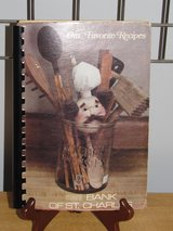 """Cookbook """"Our Favorite Recipes"""" State Bank of St. Charles 1982 in Chicago, Illinois"""