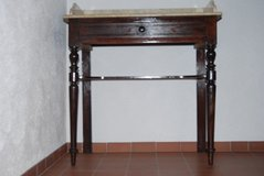Marble top washstand from ca. 1910 in Ramstein, Germany
