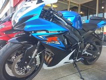 2014 SUZUKI GSX-R 600. Lo miles In House Financing in Fort Benning, Georgia