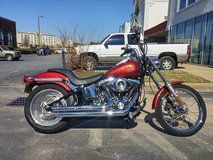 2008 Harley Davidson Softail Custom FXSTC In House Financing in Fort Benning, Georgia