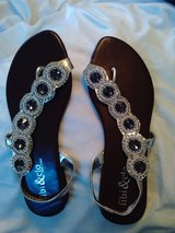 NEW Shimmering Summer Sandals in San Angelo, Texas