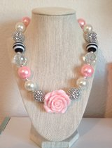 """Pretty in Pink"" gumball necklace in Temecula, California"