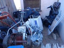 Motorcycle Parts/Accessories/2 Engines in Yucca Valley, California