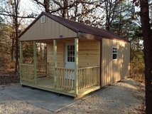 12' x 24' (New) Cabin in Fort Leonard Wood, Missouri