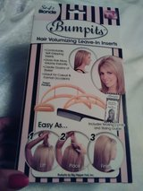 NEW -  Hair Bumpits (For Blonde Colored Hair)  - Set of 3 With Step by Step Instructions Includi... in San Angelo, Texas