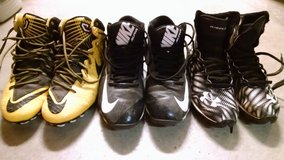 Cleats in Camp Pendleton, California