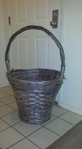 Huge basket in Camp Pendleton, California