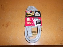 Appliance Cord, 6 Foot, New Unused in Alamogordo, New Mexico