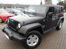 2011 JEEP UNLIMITED/MANUAL in Spangdahlem, Germany