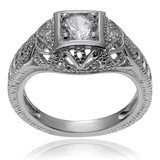 ***BRAND NEW EXQUISITE Art Deco Antique Style Ring*** in Katy, Texas