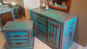 Dresser and Night Stand in Kingwood, Texas
