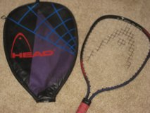 Head raquet  and cover in Houston, Texas