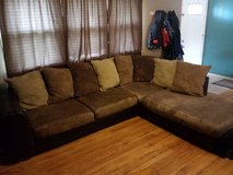 sectional couch in Fort Leonard Wood, Missouri