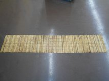 Bamboo Table Runner in Spring, Texas