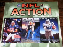 1997 NFL calendar in Houston, Texas