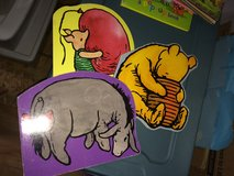 6 large board POOH books in Houston, Texas